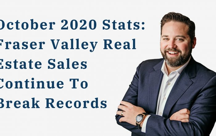 Fraser Valley Real Estate Sales Continue To Break Records